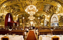 restaurant tours of paris